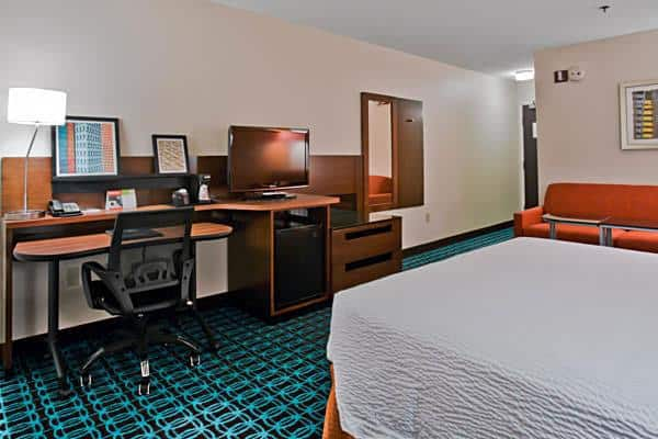 Fairfield Inn By Marriott Savannah Airport in Savannah, GA