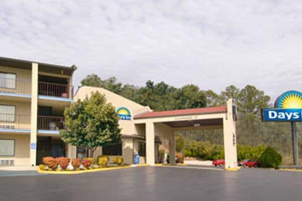 Days Inn Chattanooga Lookout Mountain West in Chattanooga, TN