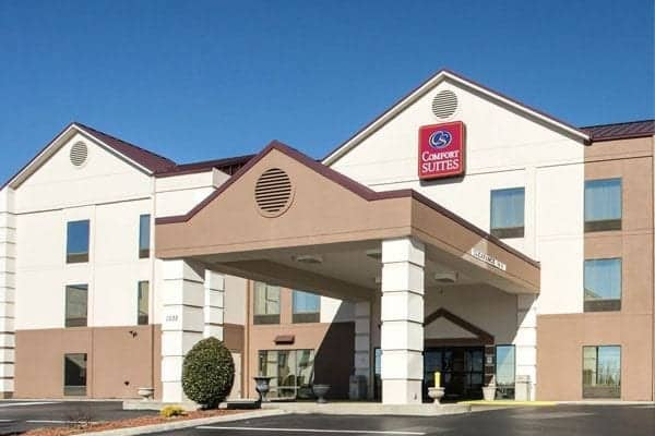 Comfort Suites in Cookeville, TN