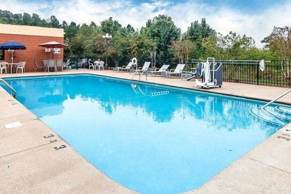 Comfort Inn & Suites Cleveland in Cleveland, TN