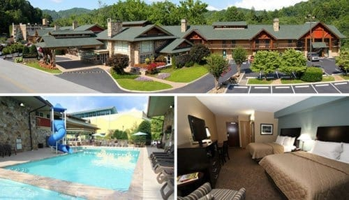 Greystone Lodge on the River - Gatlinburg, TN