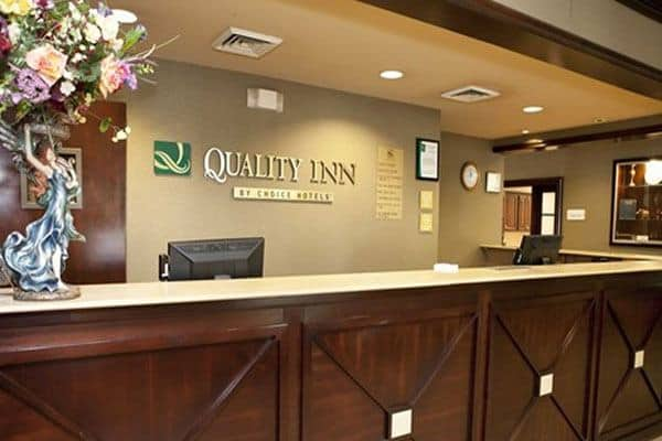 Quality Inn in Morganton, NC