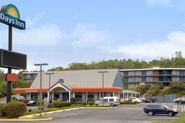 Days Inn in Lexington, VA