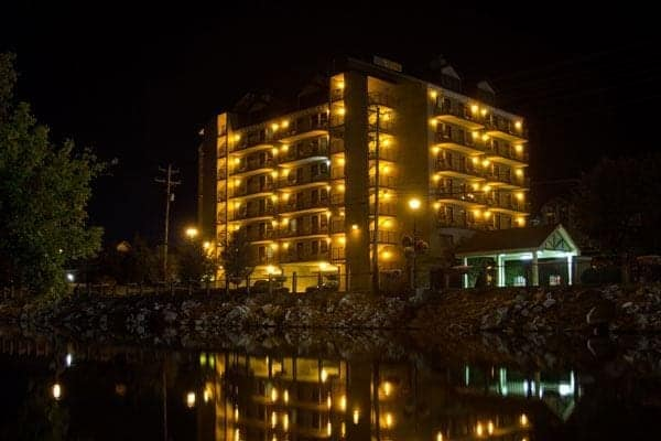 Riverside Tower in Pigeon Forge, TN