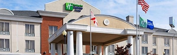 Holiday Inn Express Hotel & Suites Cullman in Cullman, AL
