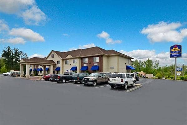 Best Western in Central City, KY