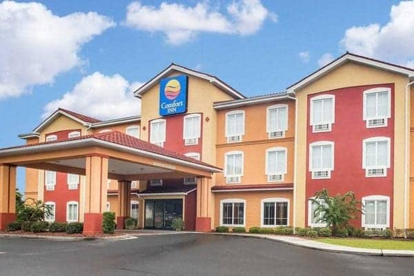 Comfort Inn Blackshear in Waycross, GA