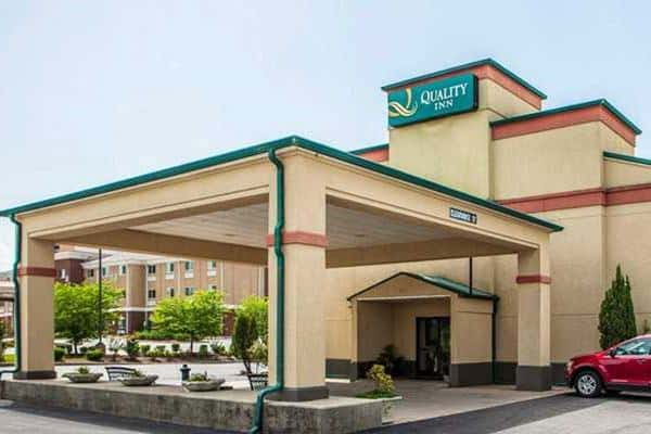 Quality Inn Florence in Florence, AL