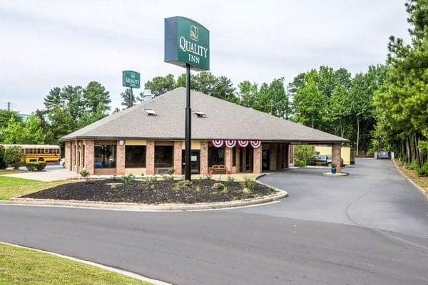 Quality Inn in Stockbridge, GA