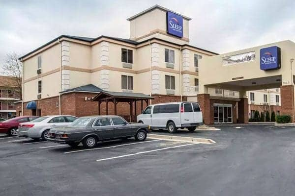 Sleep Inn & Suites in Stockbridge, GA
