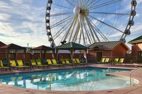 Margaritaville Island Hotel in Pigeon Forge, TN