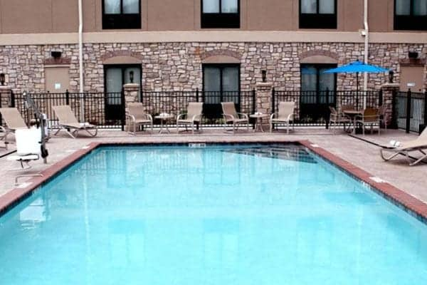 Holiday Inn Express Hotel & Suites Paducah West in Paducah, KY