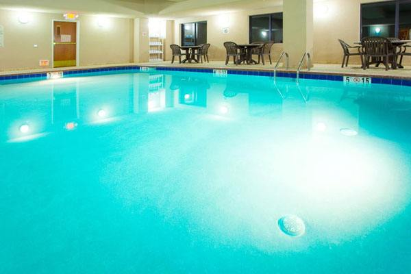Holiday Inn Express Hotel & Suites Weston in Weston, WV