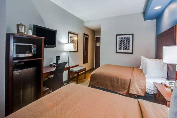 Quality Inn & Suites in Staunton, VA