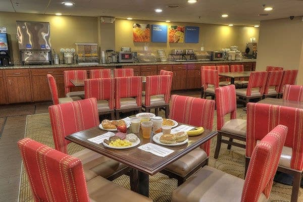 Comfort Inn & Suites At Dollywood Lane in Pigeon Forge, TN